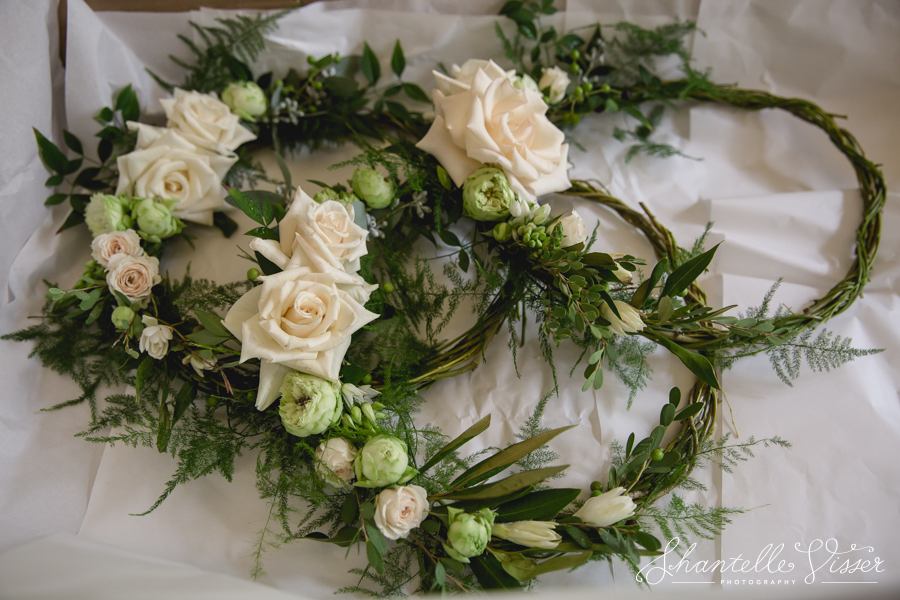 Wreath bouquets