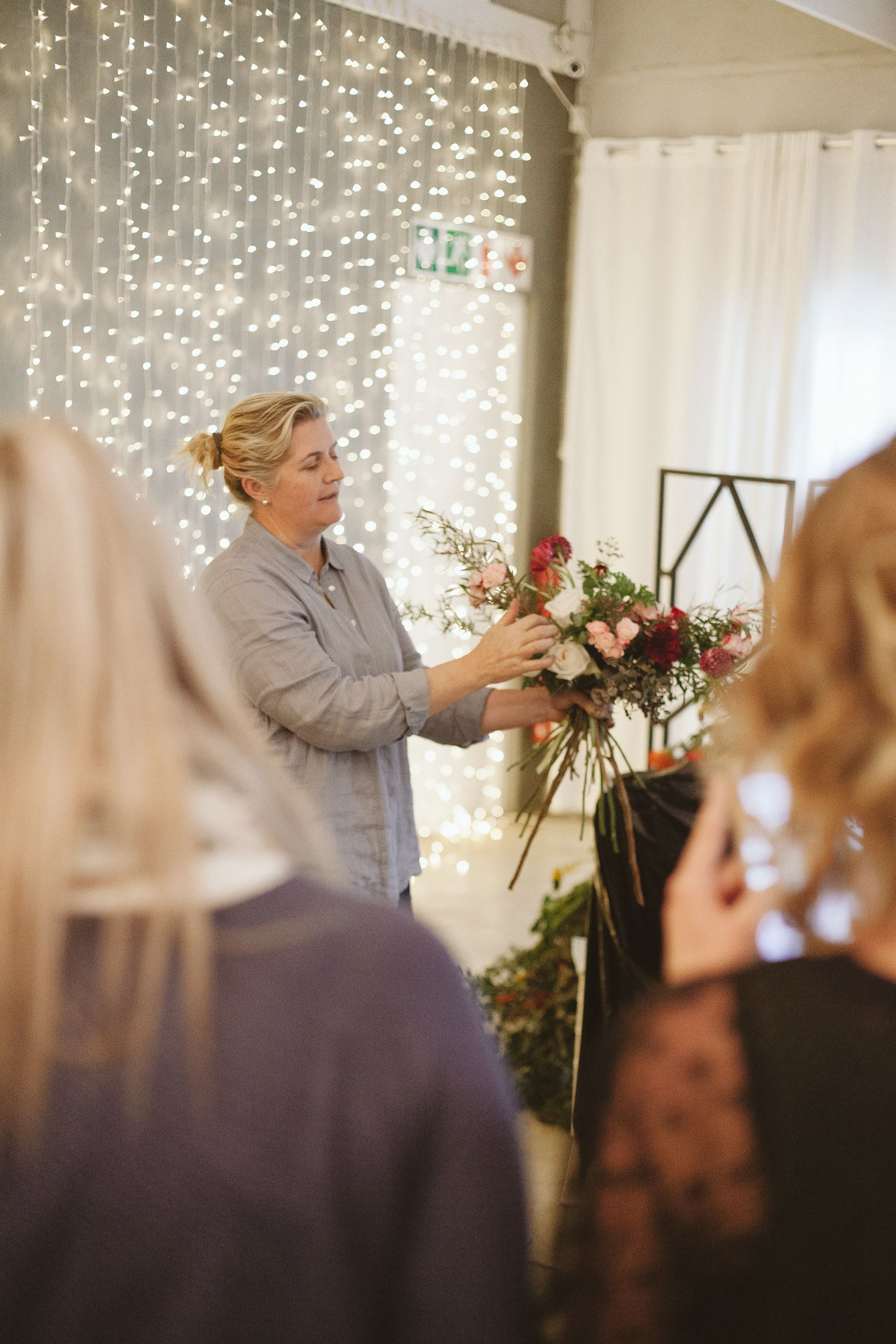 KZN floral design workshop